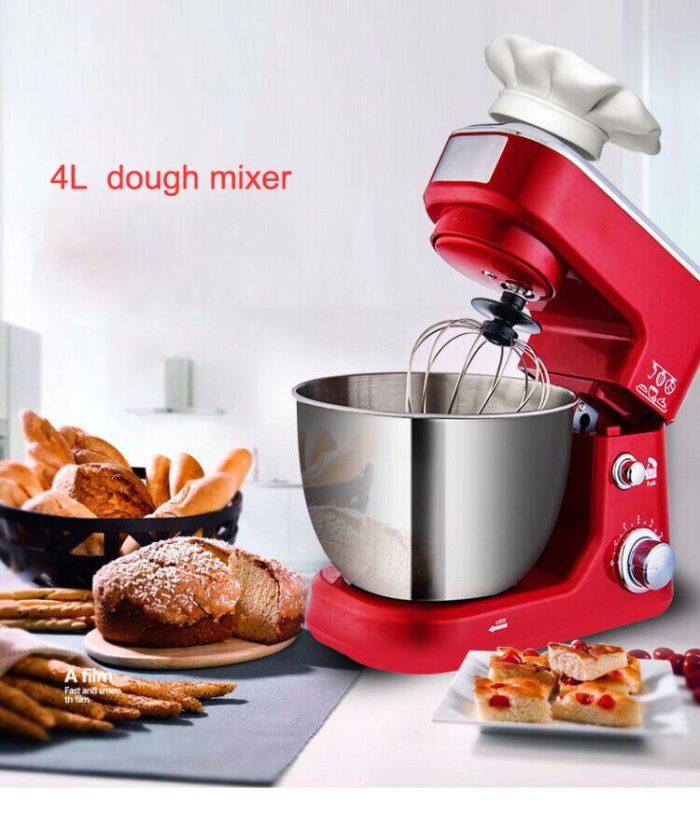 Flour Mixer Machine 4L Capacity