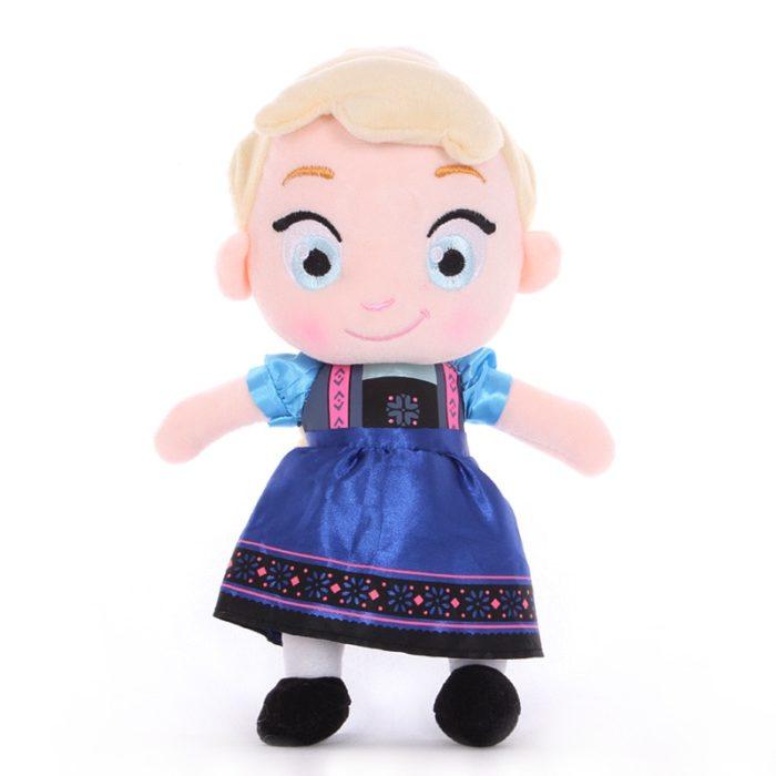 Plush Doll Cartoon Elsa and Anna