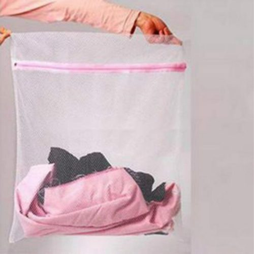 Delicates Wash Bag Mesh with Zipper