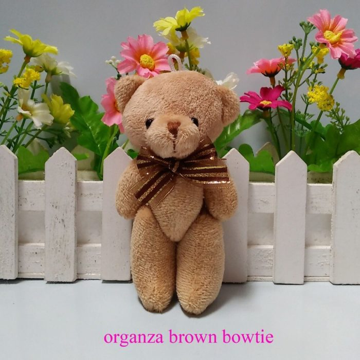 Mini Teddy Bears Cute Plush Bears (24 pcs)