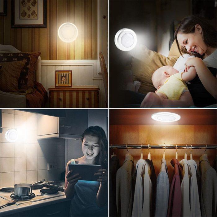 Mini LED Light Dimmable Wall Light