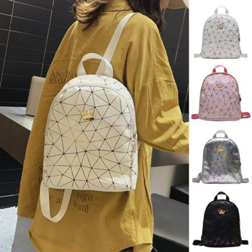 Mini Leather Backpack Ladies Bag