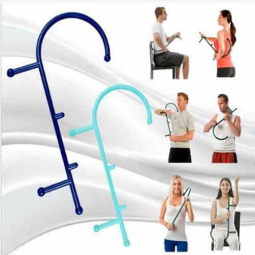 Massage Cane Plastic Pressure Stick