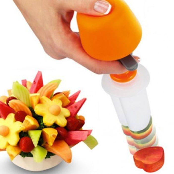 Fruit Shape Cutter Fun Kitchen Tool
