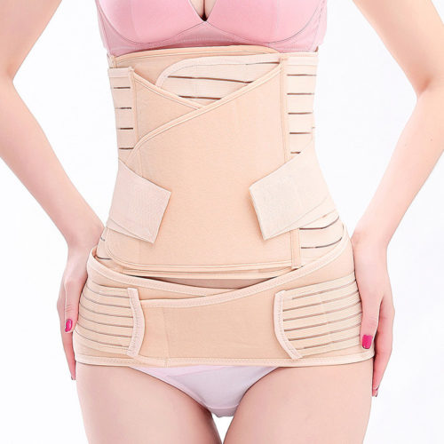 Postpartum Belly Wrap Recovery Girdle