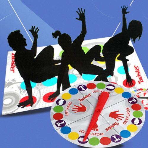 Twister Mat Fun Activity Game