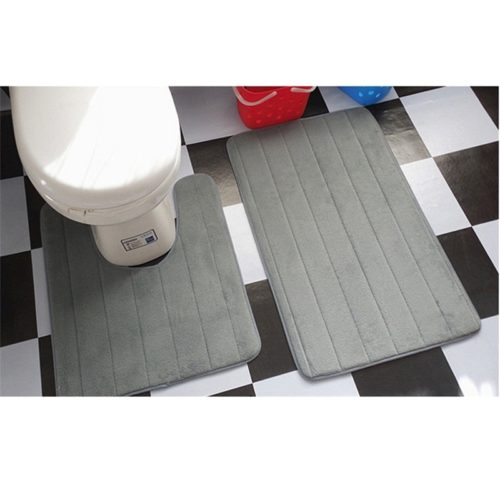 Toilet Rug Bathroom Absorbent Mat