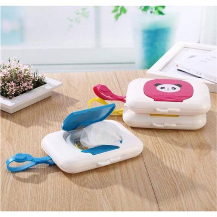 Baby Wipe Dispenser Travel Case