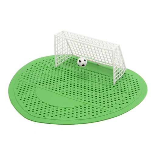 Urinal Pad Funny Soccer Game