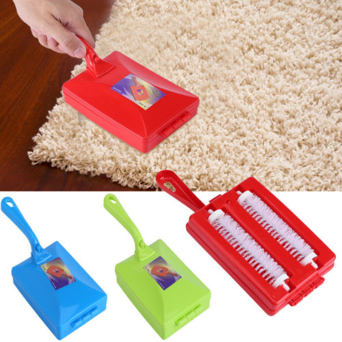 Carpet Cleaning Brush Handheld Sweeper