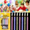 Magic Candle Birthday Prank 20pcs Pack