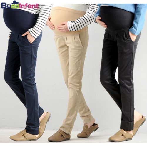 Maternity Work Pants Office Wear