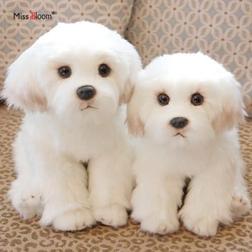 Puppy Stuffed Animals Cute Plush Toys