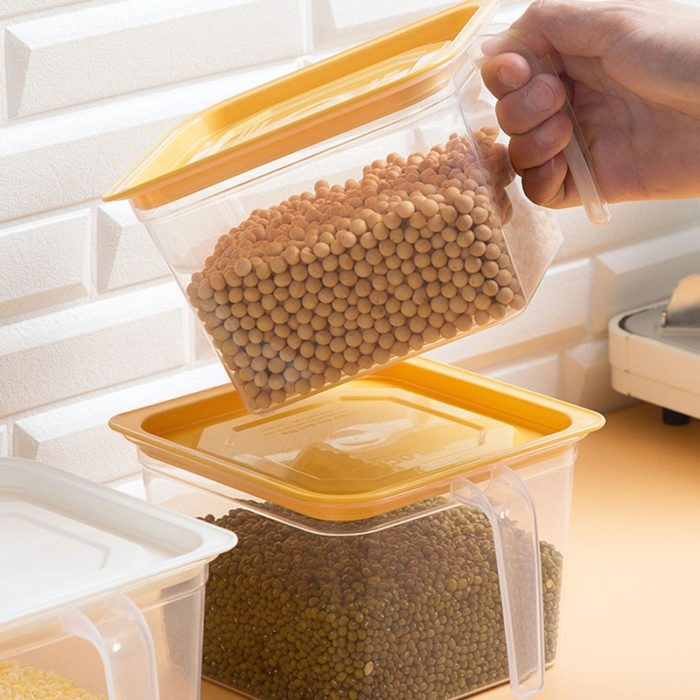 Fridge Storage Container Food Organizer