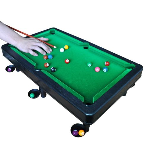 Mini Billiards Table Portable Set