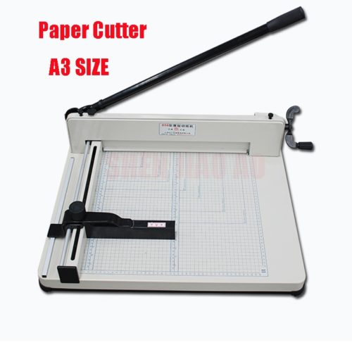 Paper Slicer Manual A3 Cutter