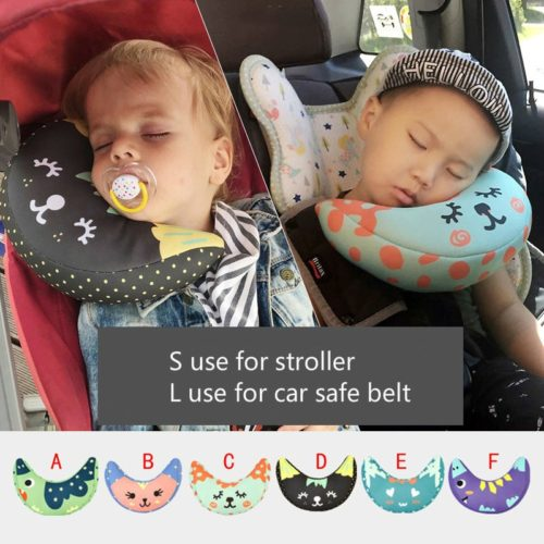 Car Seat Pillow Seat Belt Cushion