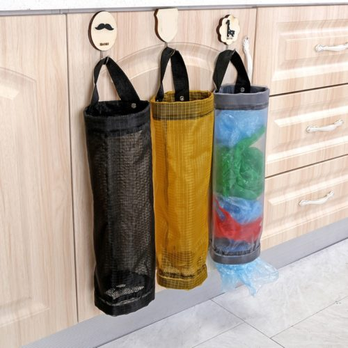 Plastic Bag Storage Kitchen Organizer