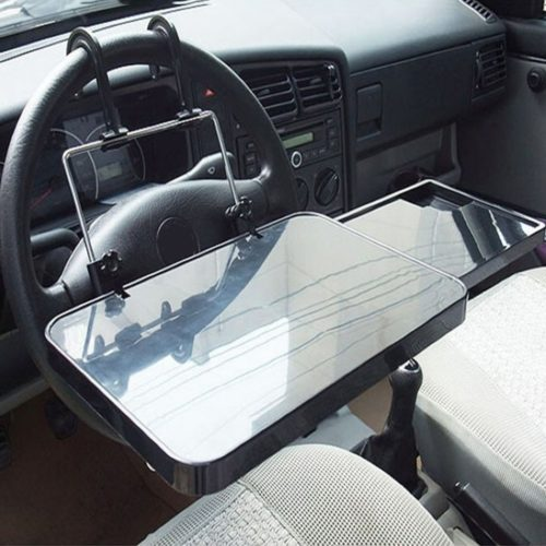 Laptop Holder for Car Extendable Desk