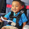 Cares Harness Child Airplane Seat Belt