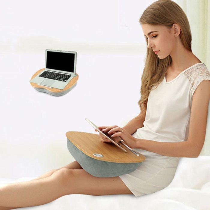 Lap Desk Convertible Nap Pillow