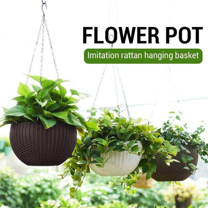 Hanging Pot Planter Home Decor