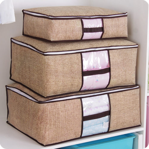 Under Bed Storage Bag Non-Woven Organizer