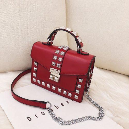 Crossbody Handbag Leather Sling Bag