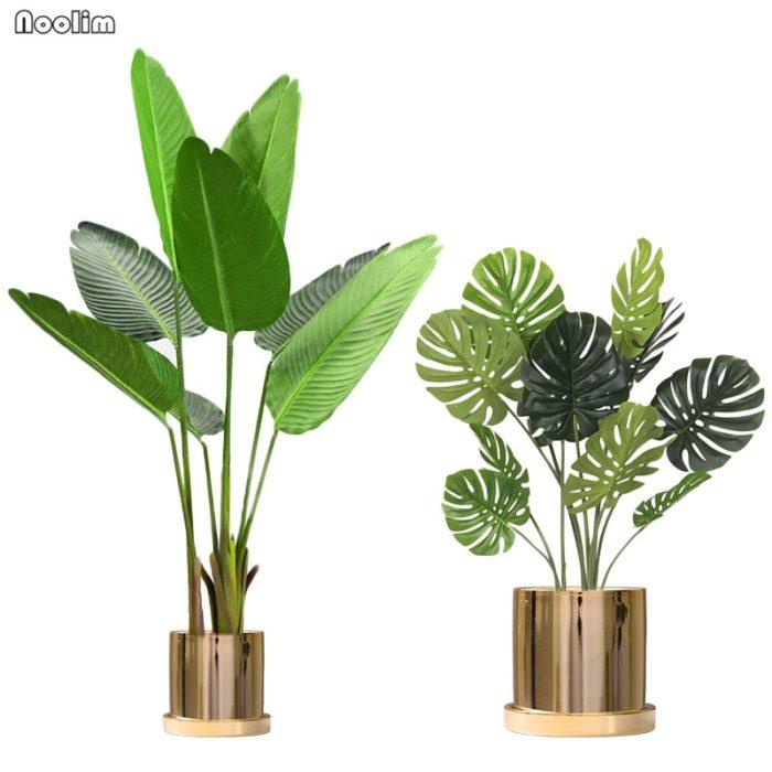 Ceramic Plant Pot Modern Style