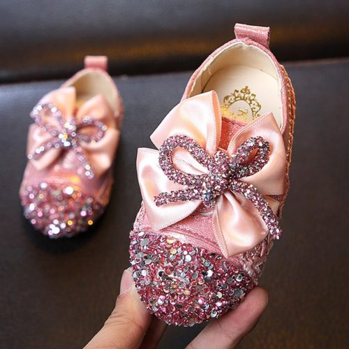 Girls Princess Shoes Soft Footwear