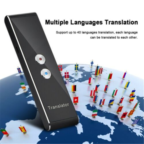 Portable Translator Language Device