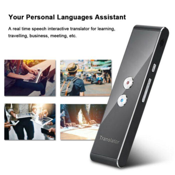 Portable Translator Language Device