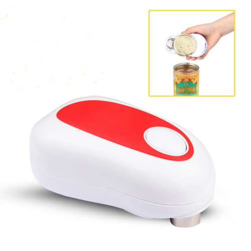 Automatic Can Opener One-Touch Device