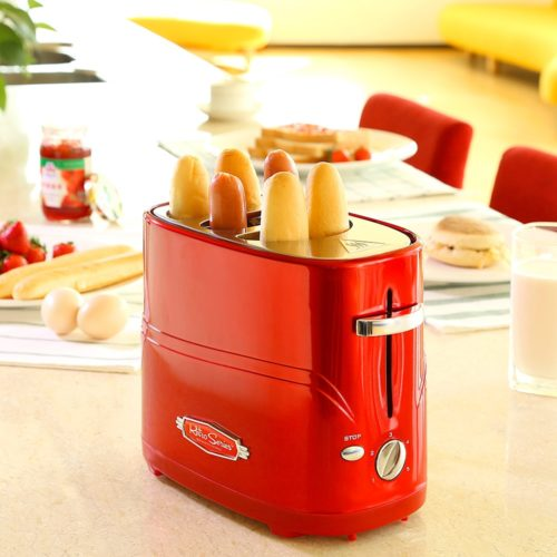 Hot Dog Maker Five Temperature Levels