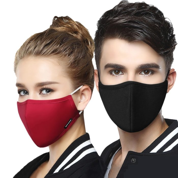 Mouth Mask Anti-Dust Mask with Filters