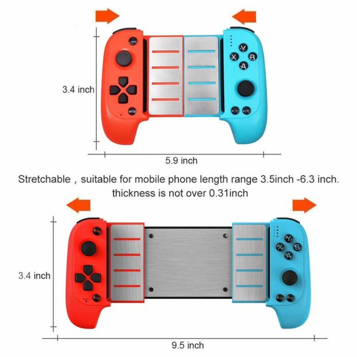 Phone Joystick Mobile Game Controller