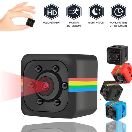 Micro Camera Security Camcorder