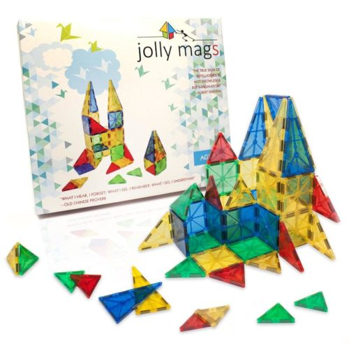 Magnetic Building Tiles Kids Toys (32Pcs)