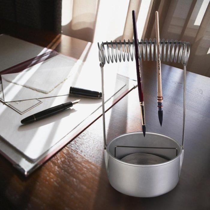 Paint Brush Holder Artist Tool