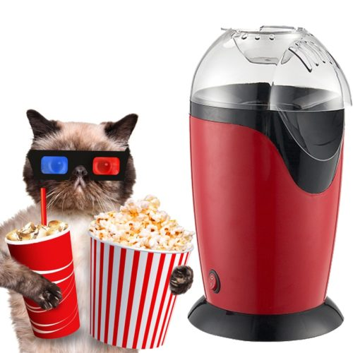 Mini Popcorn Machine Electric Device