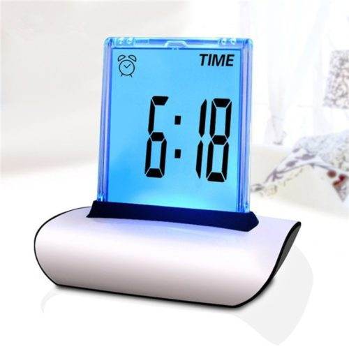 Table Watch Digital Color Clock