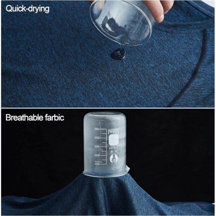 Compression T Shirt Quick Dry