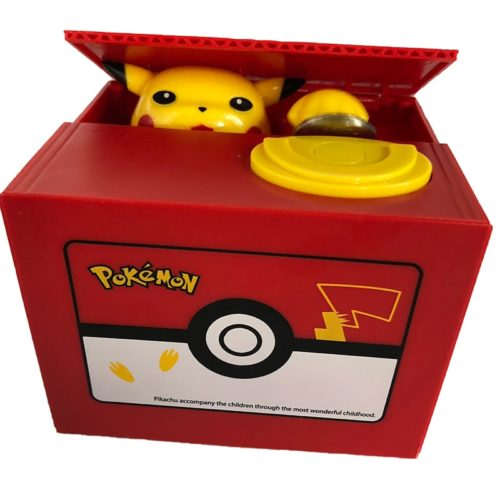 Coin Bank for Kids Automatic Toy