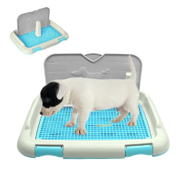 Dog Toilet Portable Plastic Tray