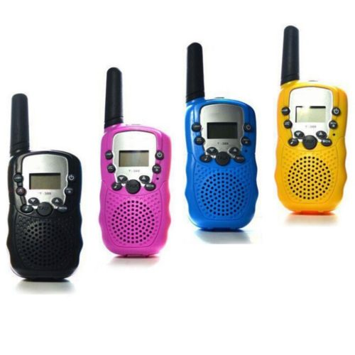 Children's Walkie Talkie Toy (2pcs Set)