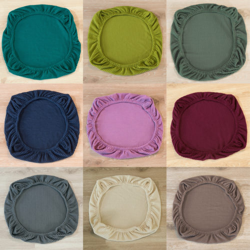 Chair Cushion Cover Stretchable Spandex