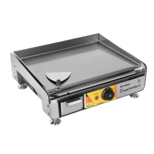 Teppanyaki Grill Electric Stainless Pan