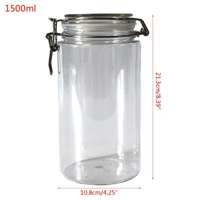Pasta Jar 1500mL Airtight Container