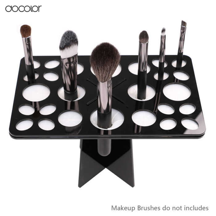 Makeup Brush Holder Cosmetic Organizer