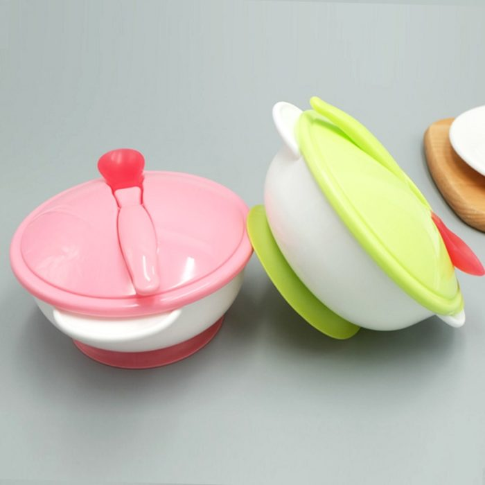 Baby Suction Bowls Anti-Spill Plate